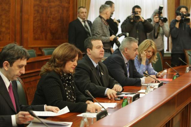 Executivul de la Belgrad a adoptat planul de implementare a acordului de la Bruxelles