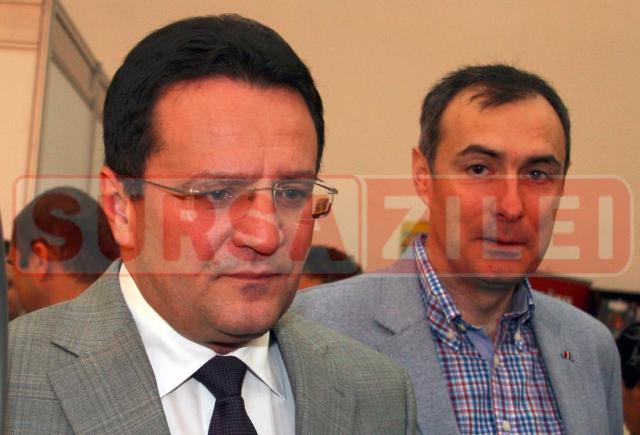 George Maior și Florian Coldea