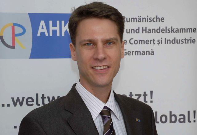Sebastian Metz (AHK România): Societatea nu trebuie să mai privească un muncitor calificat ca pe un om inferior