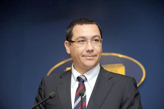 Ponta: Acum la Interne este un fel de garaj de maşini furate, pentru că nu avem voie să le valorificăm