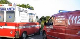 Accident între un microbuz şi o autoutilitară: 18 femei au fost rănite