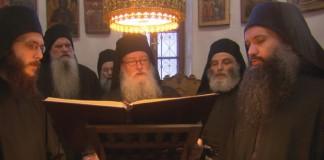 Călugării de la Muntele Athos cer să fie scutiţi pentru totdeauna de taxe