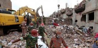 La 17 zile de la prăbușirea unei clădiri din Bangladesh,o femeie a fost găsită în viață