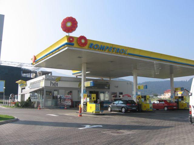 Rompetrol a vândut cu 24% mai puțini carburanți în primul trimestru al acestui an