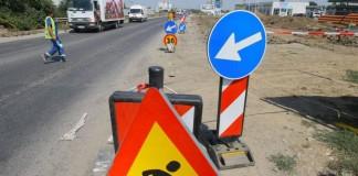 CNADNR: Circulaţie închisă pe o porţiune din DN1, pe sensul Ploieşti-Braşov, până în 15 iulie