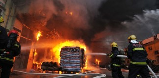 13 morţi şi 20 de dispăruţi în urma unei explozii într-o uzină din China