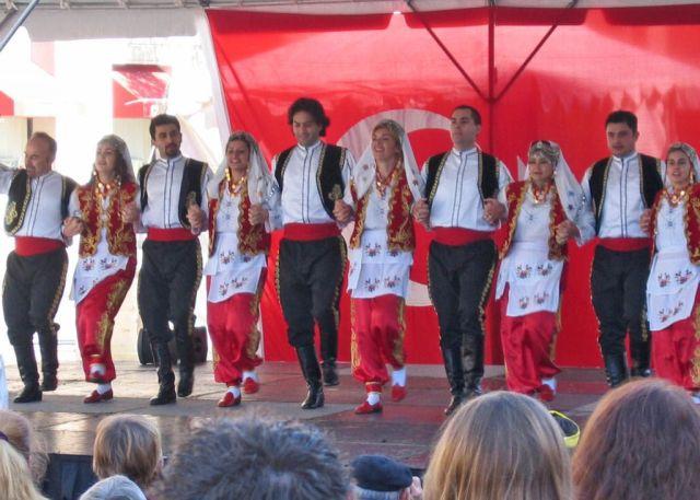 Festival Turcesc, în Parcul Herăstrău