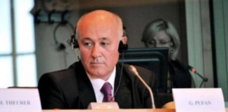 George Pufan, vot de susținere la limită pentru Curtea Europeană de Conturi