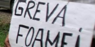 Arad: 28 de ucraineni din Târnova sunt în greva foamei, acuzând că sunt discriminaţi