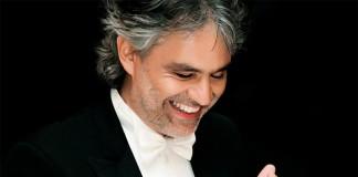 Încântătorul Andrea Bocelli