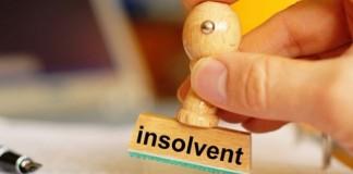 Peste 64 de insolvențe pe zi s-au produs, în 2012, în România, cifră-record în Europa Centrală