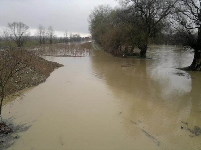 Maramureş: Pagube de 290.000 de lei produse de precipitaţii în luna aprilie