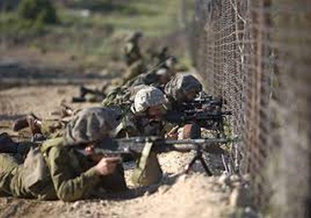 Israelul ripostează la tirurile dinspre Siria