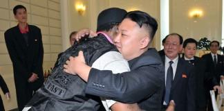 Dennis Rodman i-a cerut lui Kim Jong-un să elibereze un american