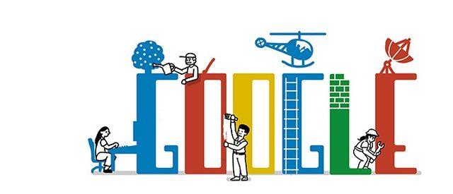 Google sărbătorește Ziua Muncii