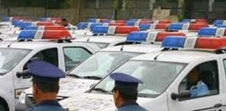 Ministrul de interne nu taie din carburanții poliției