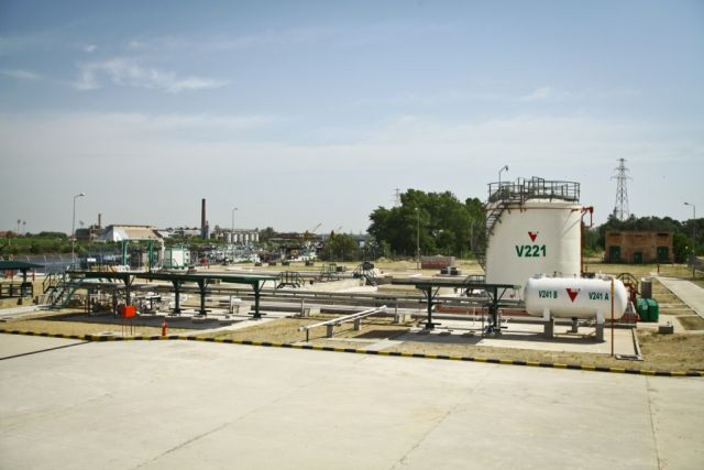 MOL România investește 10 milioane de euro într-un depozit nou de produse petroliere, la Giurgiu