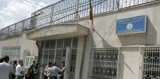 Gardienii de la Penitenciarul Rahova, audiați la DNA