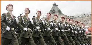 Ziua Victoriei asupra nazismului în Rusia