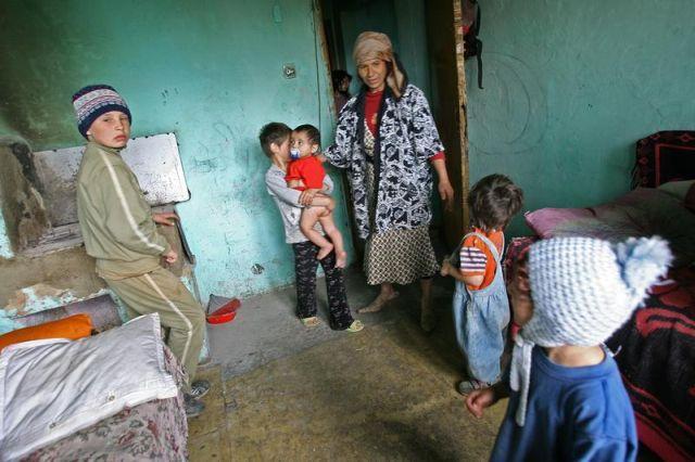 Peste 22% din populația României, în pragul sărăciei. Procentul, al doilea ca mărime din UE