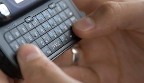 text-telefon-mobil