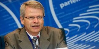 Secretarul Comisiei de la Veneţia