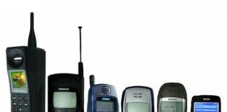 Evoluţia telefonului mobil