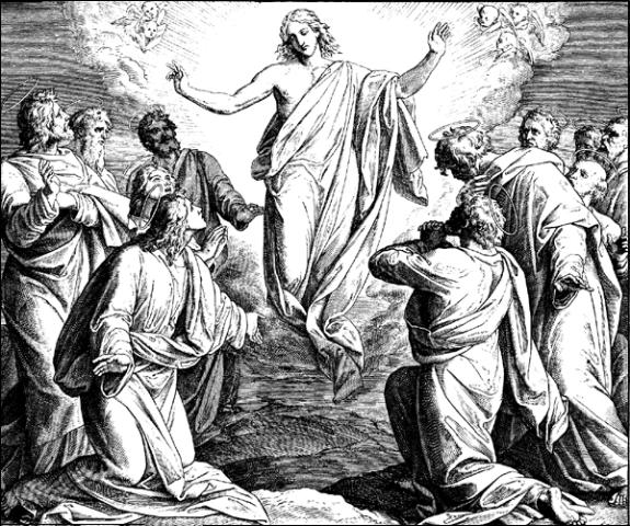 Sărbătoarea Înălţării Domnului