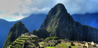 Ruinele misterioase Machu Picchu