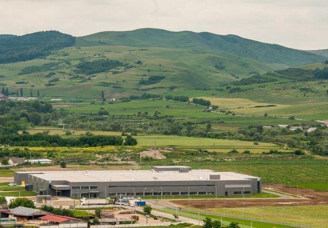 Bosch a inaugurat la Blaj o nouă unitate de producţie, după o investiție de 50 mil. €