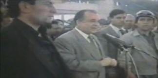 Miron Cozma și Ion Iliescu