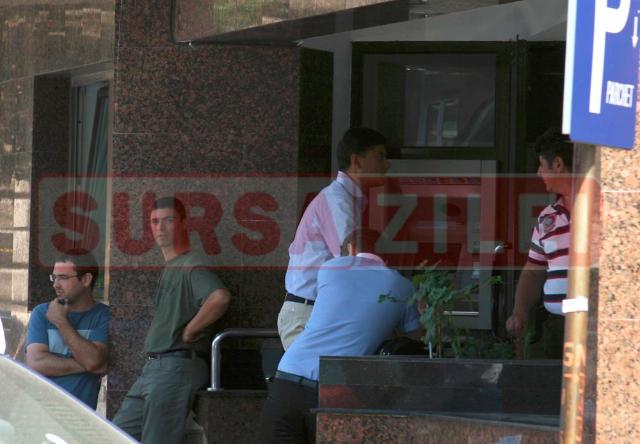 Cristian Boureanu, audiat la PArchetul Curții de Apel București