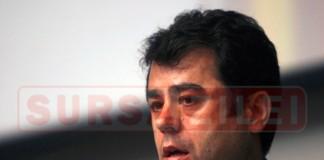 Horațius Dumbravă, fost președinte al CSM