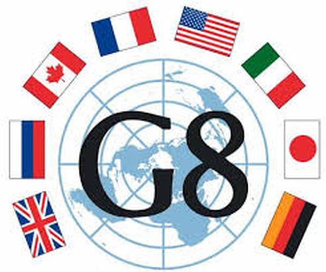 Liderii statelor membre G8 cer zonei euro realizarea rapidă a unei uniuni bancare
