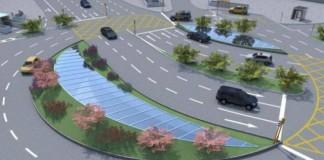 Prin noua configuraţie, Piaţa Romană va avea trafic fluidizat, atât pietonal, cât şi auto
