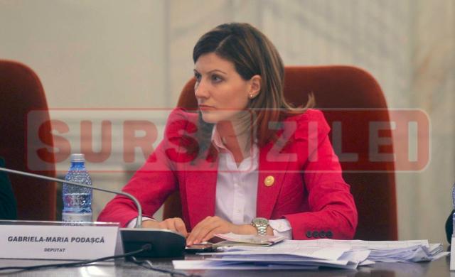 Gabriela Podașcă, deputată PSD