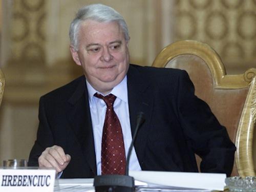 """Viorel Hrebenciuc audiat ca martor în dosarul """"Mită la PSD"""""""