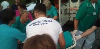 Autocar românesc, prăbușit într-o prăpastie în Muntenegru