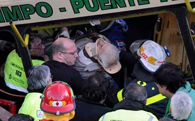 Ciocnire a două trenuri în Argentina. Zeci de persoane au fost rănite