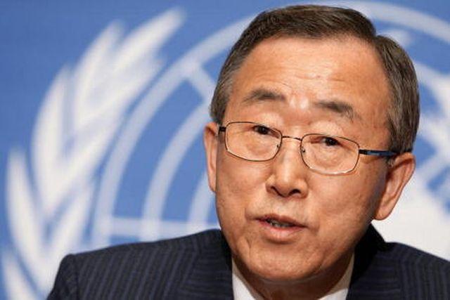 Secretarul general al ONU, Ban Ki-moon, începe o vizită oficială în China