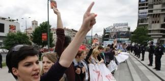 Proteste de amploare în Bosnia