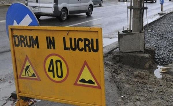 Traficul rutier pe DN 66, sectorul Bumbeşti Jiu-Petroşani, va fi închis din 24 iunie, timp de cinci luni