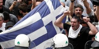 Grevă generală în Grecia în semn de protest faţă de închiderea radiodifuziunii publice ERT
