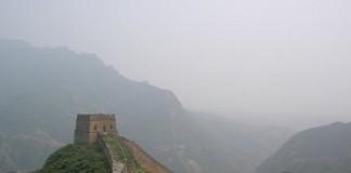 Marele zid chinezesc, o minune a lumii antice