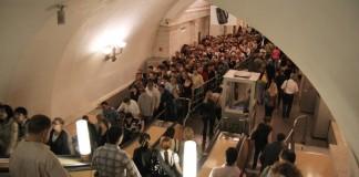 Metroul din Moscova: Nou incendiu pe aceeaşi linie
