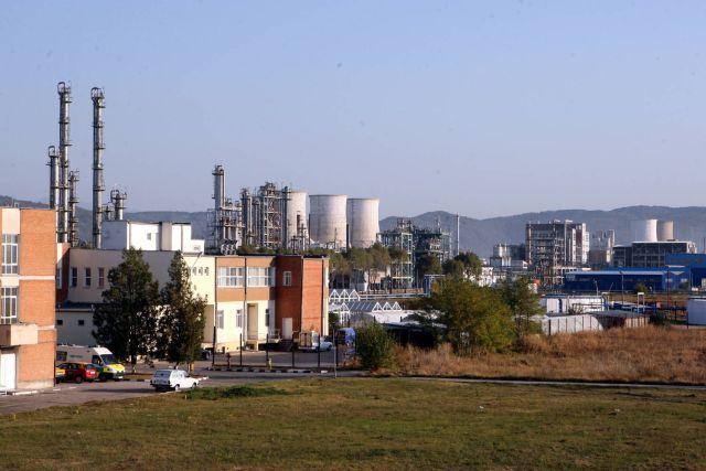 Combinatul Oltchim și-a redus pierderile cu peste 87% față de aprilie 2012