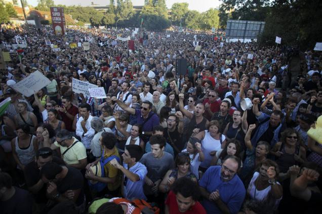 Examenele naţionale din Portugalia, perturbate de o grevă a profesorilor