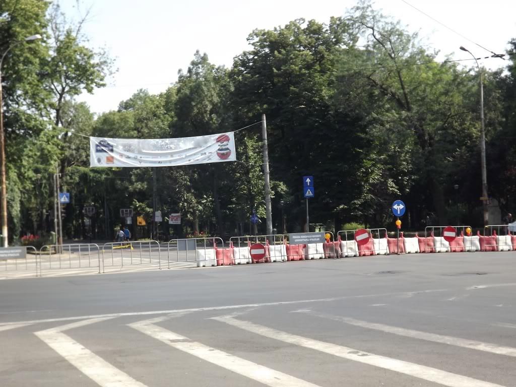 Circulaţie restricţionată în weekenduri pe Kiseleff, până pe 25 august