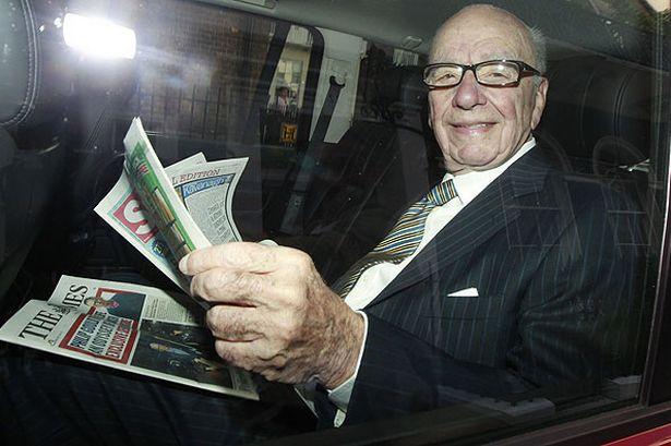 Rupert Murdoch şi emiratul Abu Dhabi intenționează să cumpere Financial Times