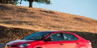 Toyota a lansat noua versiune a modelului Corolla. Vezi foto